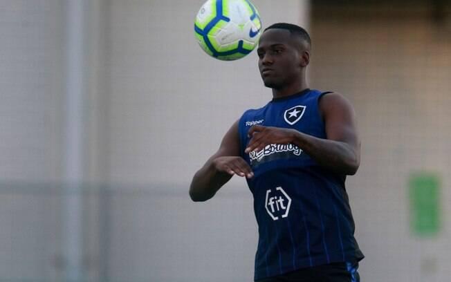 Jonathan, ex-jogador do Botafogo