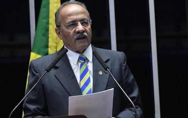 Senador Chico Rodrigues (DEM-RR) foi oficialmente destituído da função de vice-líder do governo no Senado.