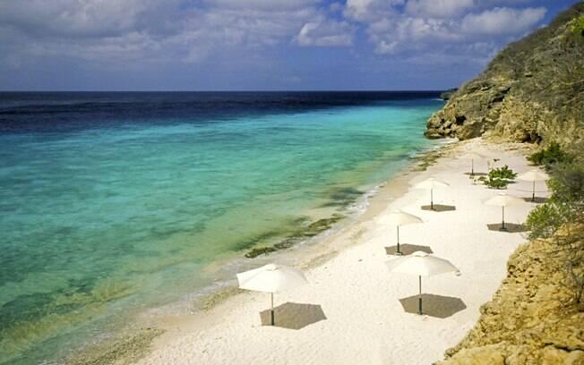 Curaçao tem praias incríveis e clima relaxado
