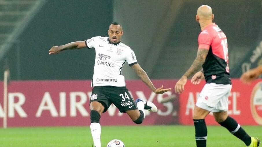 Raul Gustavo deve ser negociado pelo Corinthians