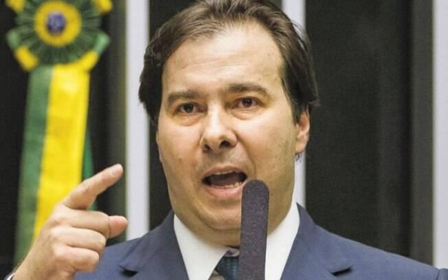 Rodrigo Maia sanciona, sem vetos, Orçamento Geral da União