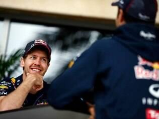 Vettel ainda está sentindo dificuldades para se adaptar ao carro