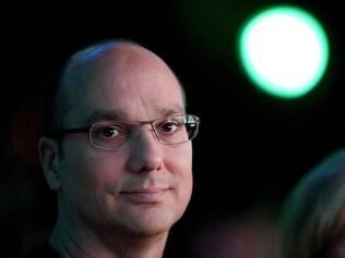 Andy Rubin, do Google, apresentou o Android 4.0 nesta semana em Hong Kong
