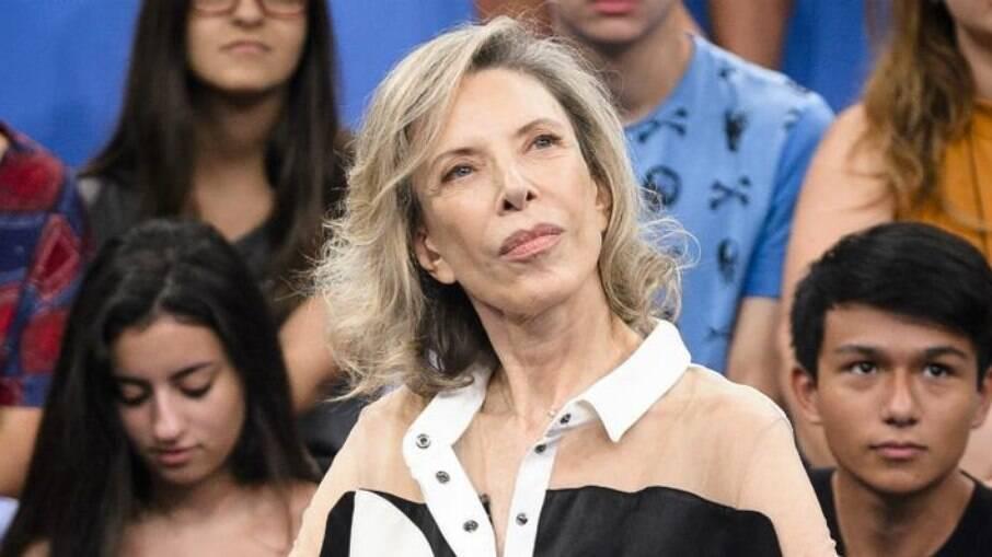 Marília Gabriela, apresentadora