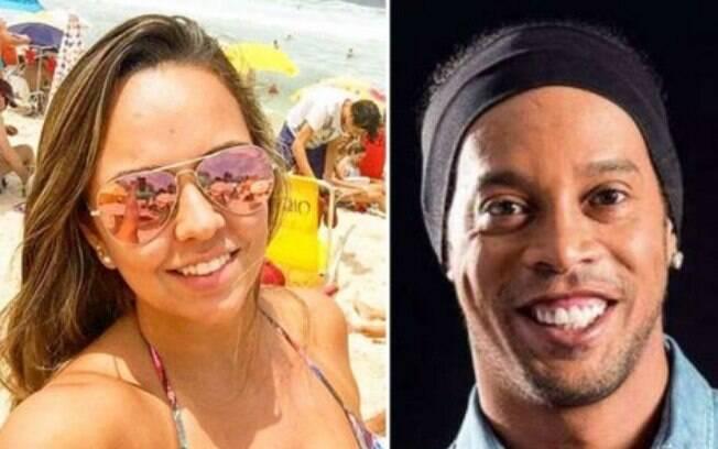 Ronaldinho Gaúcho terminou seu relacionamento de seis anos com Priscilla no fim de 2018