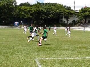 O Galinho não teve dificuldades para golear o Libertus na estreia do time na Copa Dadazinho Super