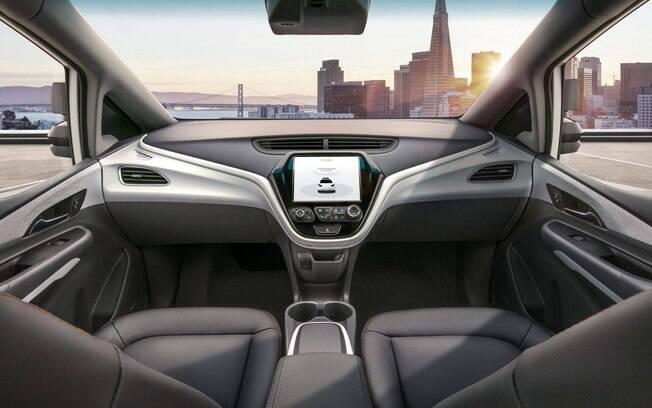 Já viu algum carro sem volante e pedais? Dê boas vindas ao Chevrolet Bolt com tecnologia de direção autônoma
