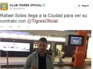 Sóbis ficou três temporadas no Fluminense