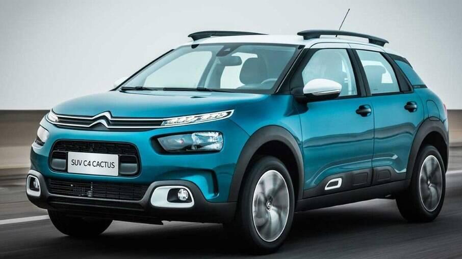 Citroën C4 Cactus marca francesa facilita ao máximo a compra do SUV, que ainda não deslanchou nas vendas no Brasil