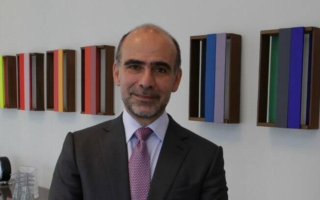 Presidente do Crédit Suisse