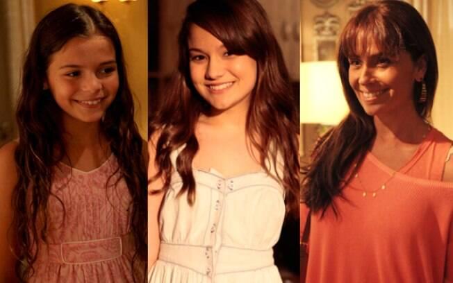 Giovanna Antonelli vai viver Clara, irmã de Helena. Na primeira fase Clara foi vivida por Luana Marquezine e por Karize Brum na segunda