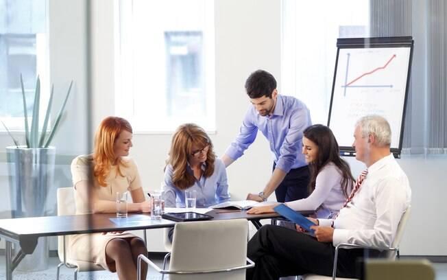 Quem disse quer as reuniões de trabalho precisam durar uma hora?