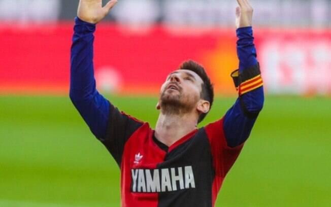 Messi marca golaço, homenageia Maradona e Barcelona goleia Osasuna no Campeonato Espanhol