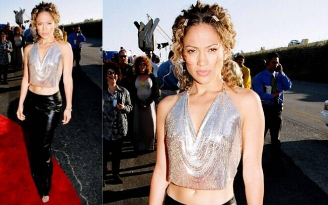 Jennifer Lopez's in her 10 Most Crazy Looks