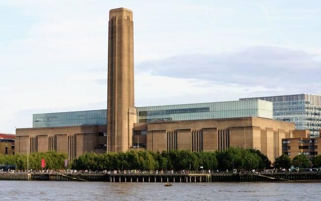 O Tate Modern foi a atração turística mais visitada em Londres no ano de 2018