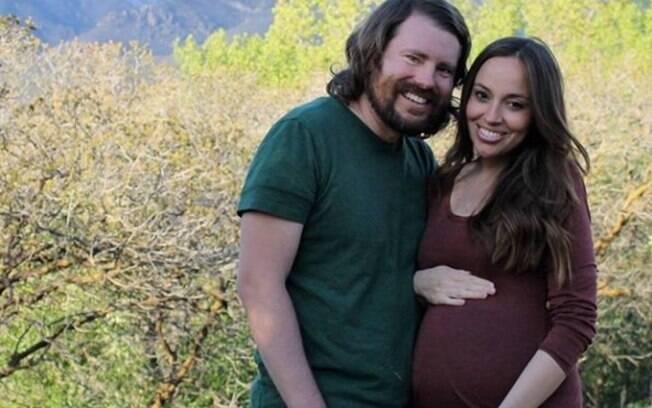 O homem perdeu a esposa logo após o parto do primeiro filho do casal