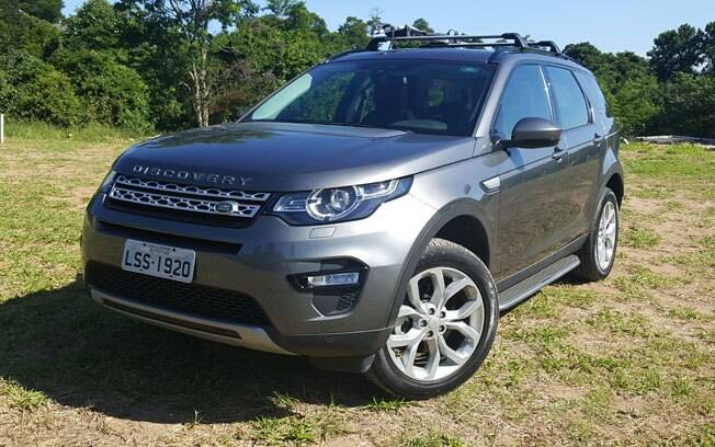 Ao trocar o 2.2 Duratorq pelo 2.0 Ingenium de desenvolvimento próprio, Land Rover Discovery Sport gasta bem menos