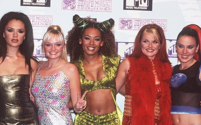 Ex-Spice Girls, Mel B., afirmou ter sido a única do grupo que não fez sexo com Robbie Williams