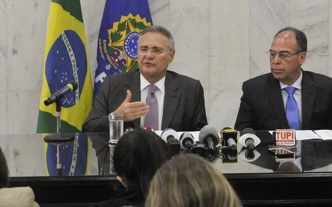 Renan confirmou julgamento final do processo de impeachment entre os dias 25 e 27 de agosto