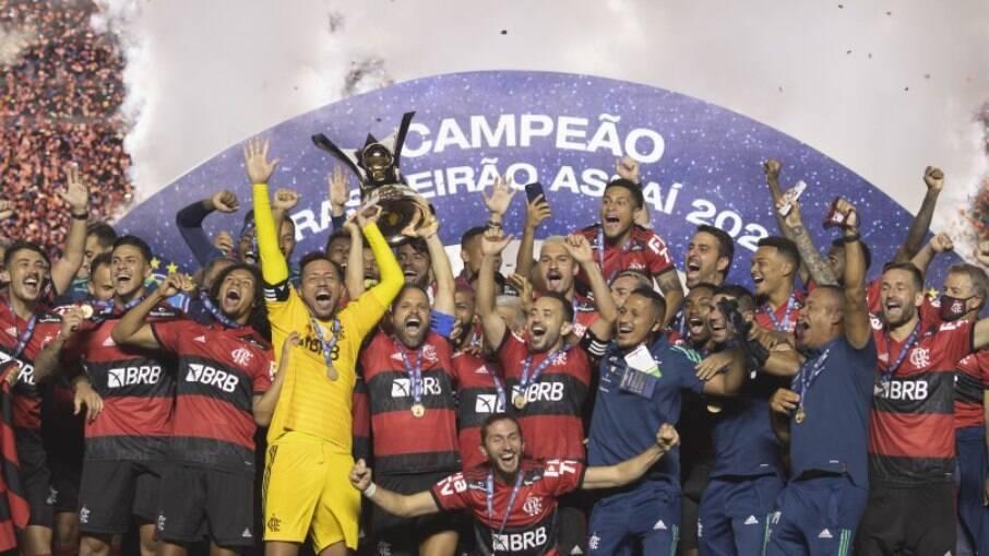 Flamengo campeão brasileiro 2020