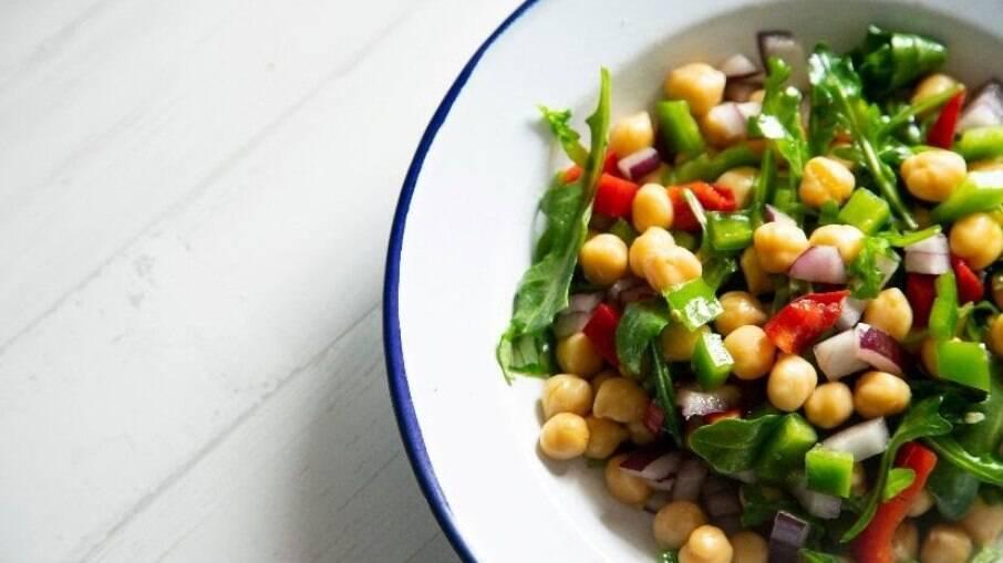 Salada é tudo para o verão
