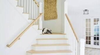 Decoração de escada: 5 ideias para colocar em prática