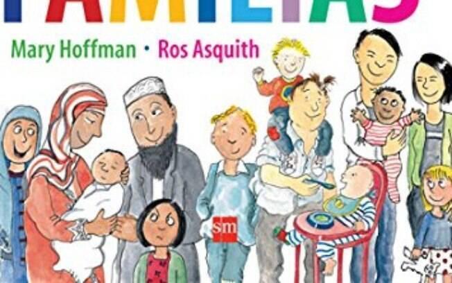 O Grande e Maravilhoso Livro das Famílias para entender o mundo