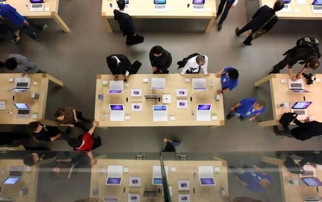 Além de Ginza, Japão conta com outras 6 Apple Stores