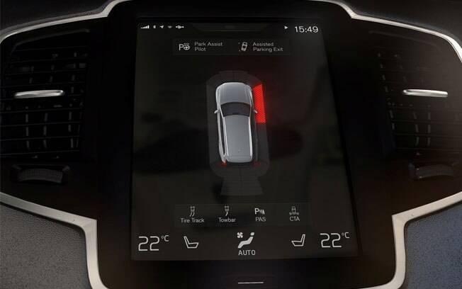 É melhor oferecer auxílios como o sensor de estacionamento, para evitar estragos na hora de estacionar