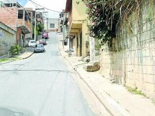Crime foi na rua Campo Formoso