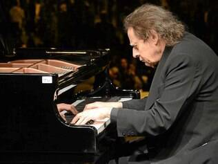 """Arthur Moreira Lima já foi chamado """"o Pelé do piano"""""""