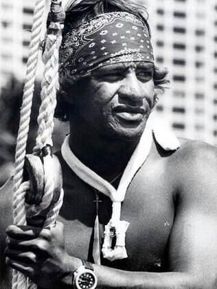 Eddie Aikau, no Havaí