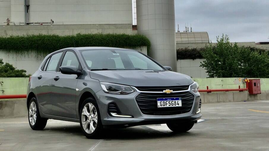 Chevrolet Onix é o seminovo mais vendido conforme o levantamento da Mobiauto com 3,51% das vendas na plataforma