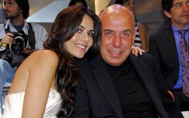 Daniela Albuquerque e Amilcare Dallevo vão renovar os votos após cinco anos