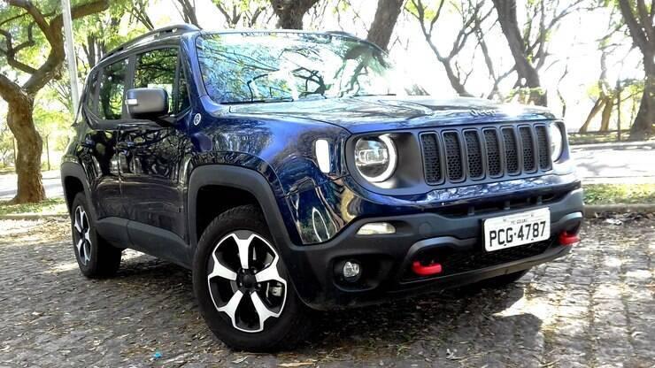 Jeep Renegade Trailhawk 2020: para entrar na lama com ...