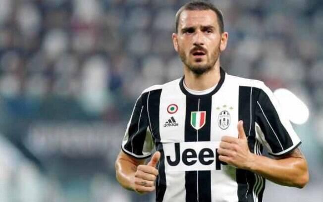 Bonucci deu declaração infeliz após ato de racismo na Itália