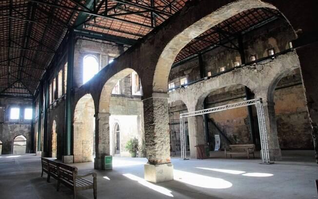 Desde setembro de 2012, funciona no local a sala Serafim Gonzalez, destinada a pequenas exposições, palestras e cursos.