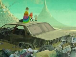 """""""O Menino e o Mundo"""", dirigido por Alê Abreu e vencedor do Festival de Annecy em 2014"""