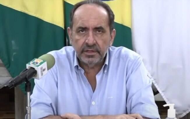 Prefeito de Belo Horizonte comunicou fechamento dos serviços não-essenciais em vídeo nas redes sociais
