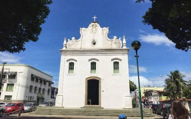 A Igreja do Rosário é a mais antiga do Espírito Santo e foi uma das primeiras a ser construída no Brasil, em 1535