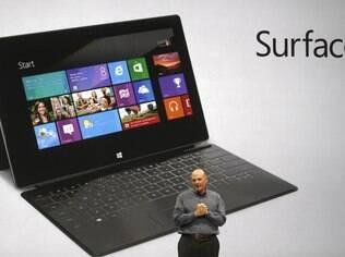 Surface Pro chega às lojas dos EUA no próximo sábado (9)