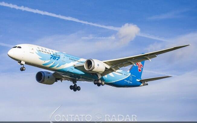 China Southern volta a ser a maior companhia aérea do mundo