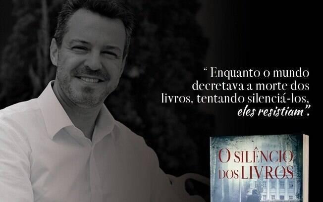 Novo livro de Fausto Panicacci