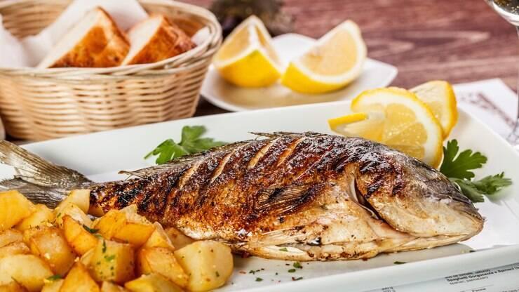 Resultado de imagem para receita dourado peixe