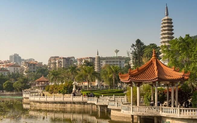 Lugares para viajar em 2019: Xiamen, China