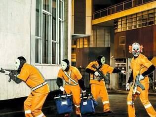 Icônico. A foto de capa foi feita próximo à agência bancária do Edifício Copan, um dos marcos paulistas