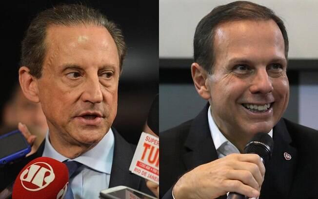 Pesquisa Datafolha para o governo de São Paulo aponta provável segundo turno entre Doria (PSDB) e Skaf (MDB)