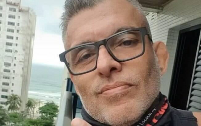 Marcelo Mathias, ex-participante da 'Casa dos Artistas 3', do SBT