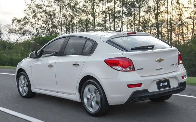 Chevrolet Cruze Sport 6