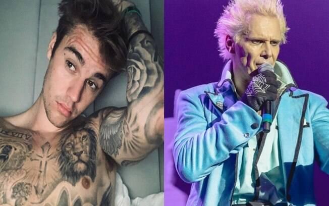 Supla e Justin Bieber
